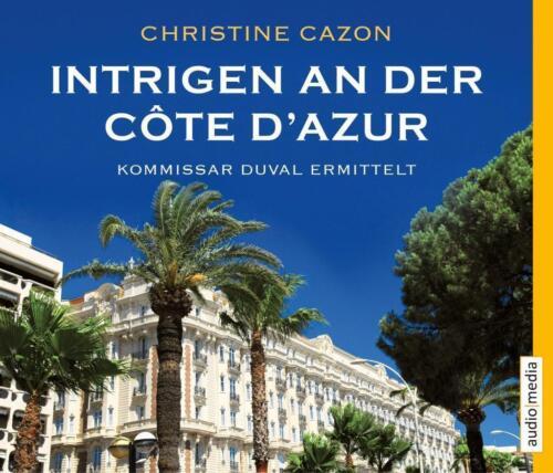1 von 1 - Intrigen an der Côte d'Azur von Christine Cazon (2015)