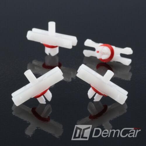 10x Audi vw clips moulures moulures parenthèse d/'étanchéité
