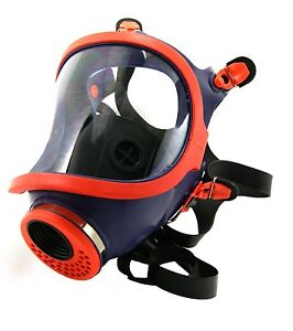 Climax-731-Full-Face-Silicon-Respirator-Mask-c-w-P3-Dust-amp-Mist-Filter