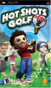 PSP-ACTION-HOT-SHOTS-GOLF-OPEN-TEE-2-NLA-UK-IMPORT-PSP-NEW