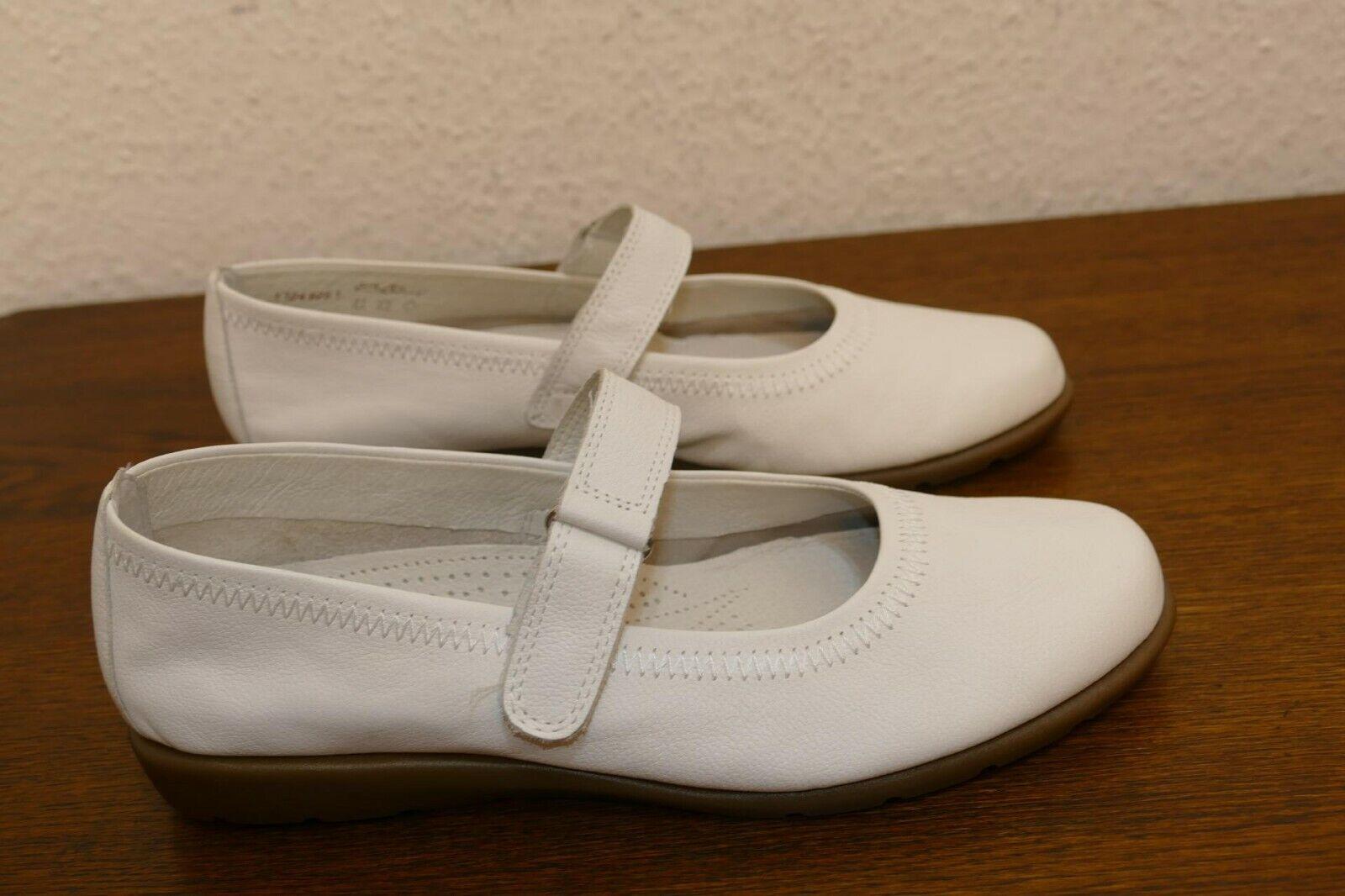 1220---Medicus Ballerina Modell Paula UK 7,Gr.40,5 Leder butterweich