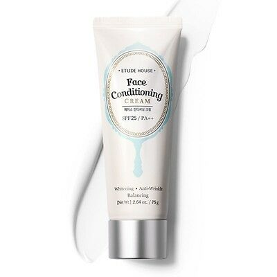 [ETUDE HOUSE]  Face Conditioning Cream SPF25/PA++ 75g / Testing