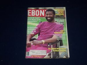 1984 SEPTEMBER EBONY MAGAZINE - TEDDY PENDERGRASS COVER ...