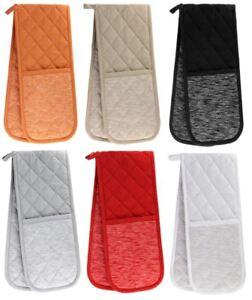 Toscane-Four-Double-Gants-resistant-a-la-chaleur-100-coton-maniques