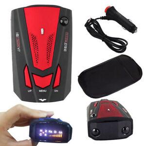 V7 Cobra Car Anti-Police GPS Camera Laser Radar Vehicle Detector Voice Alert
