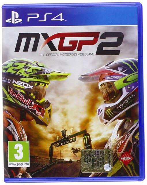 MXGP 2 PER PS4 NUOVO SIGILLATO ITALIANO DA NEGOZIO - SPEDIZIONE GLS!!!