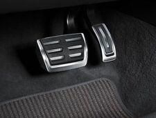 Genuine Audi A4 A5 Q5 Alluminio Pedale Coperture-Automatica & RHD solo.