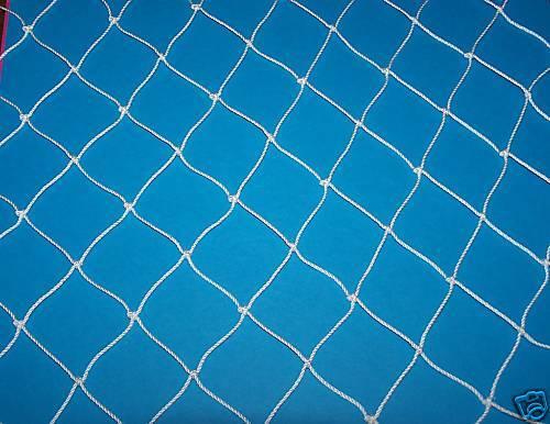 200' x 25' volailles Net Game bird volière Net 2  Nylon  4 Léger 45 Lb (environ 20.41 kg) test