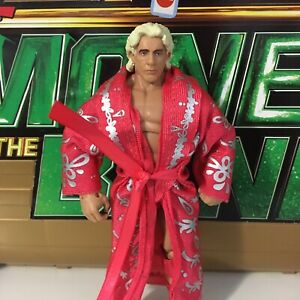 WWE RIC FLAIR MATTEL Elite Collection HALL OF FAME SERIE Figura Wrestling