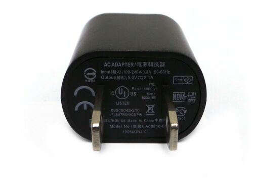 2A AC Power Charger Adapter USB Cord for Blackberry Playbook PRD-38548 001 002