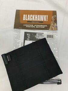 Blackhawk! 22GA06Bk Go Box STRIKE Panel Hook and Loop MOLLE