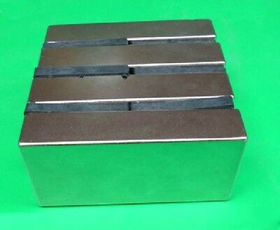 "1-10PCS 1/""X1//2/""X1//4/"" Neodymium Permanent Magnets rare earth 25X12X6MM #M82 QL"