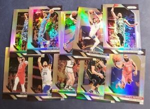 2018-19-Panini-Prizm-Basketball-Silver-Refractors-1-300-A-Z-You-Pick-From-List