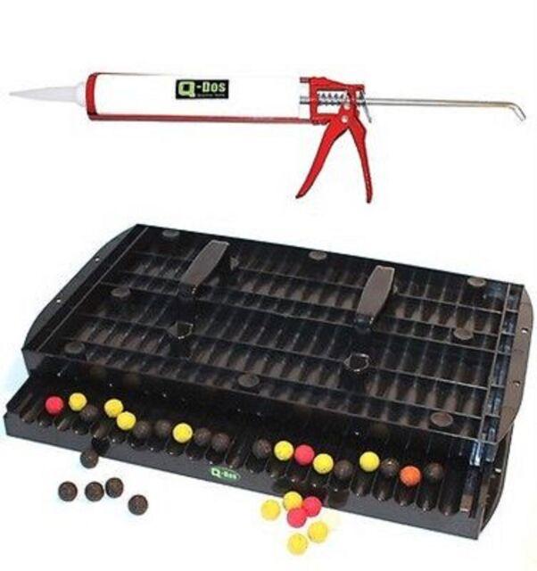 Carp Fishing 11, 14, 16, 20, 24mm Boilie Making Bait Rolling Table + Sausage Gun