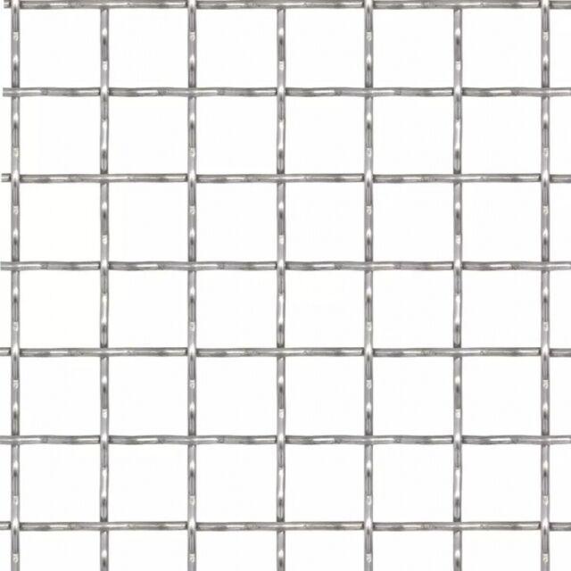 AX Rete Metallica Modulare Acciaio Pannelli recinzioni 100x85cm Giardino 142291