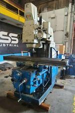 Kearney Amp Trecker Milwaukee 310 S 15 Milling Machine