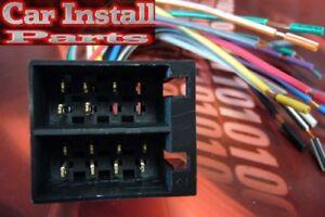 Magnificent Landrover Radio Wire Harness Install Stereo Plug 99 04 Ebay Wiring Digital Resources Llinedefiancerspsorg