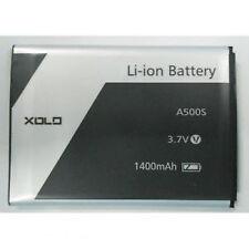 100% Original  Xolo Battery for XOLO A500S A500 1400 mAh