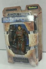 "Captain Archer Star Trek Enterprise, Away Team 7"" Action Figure, Art Asylum 2001"