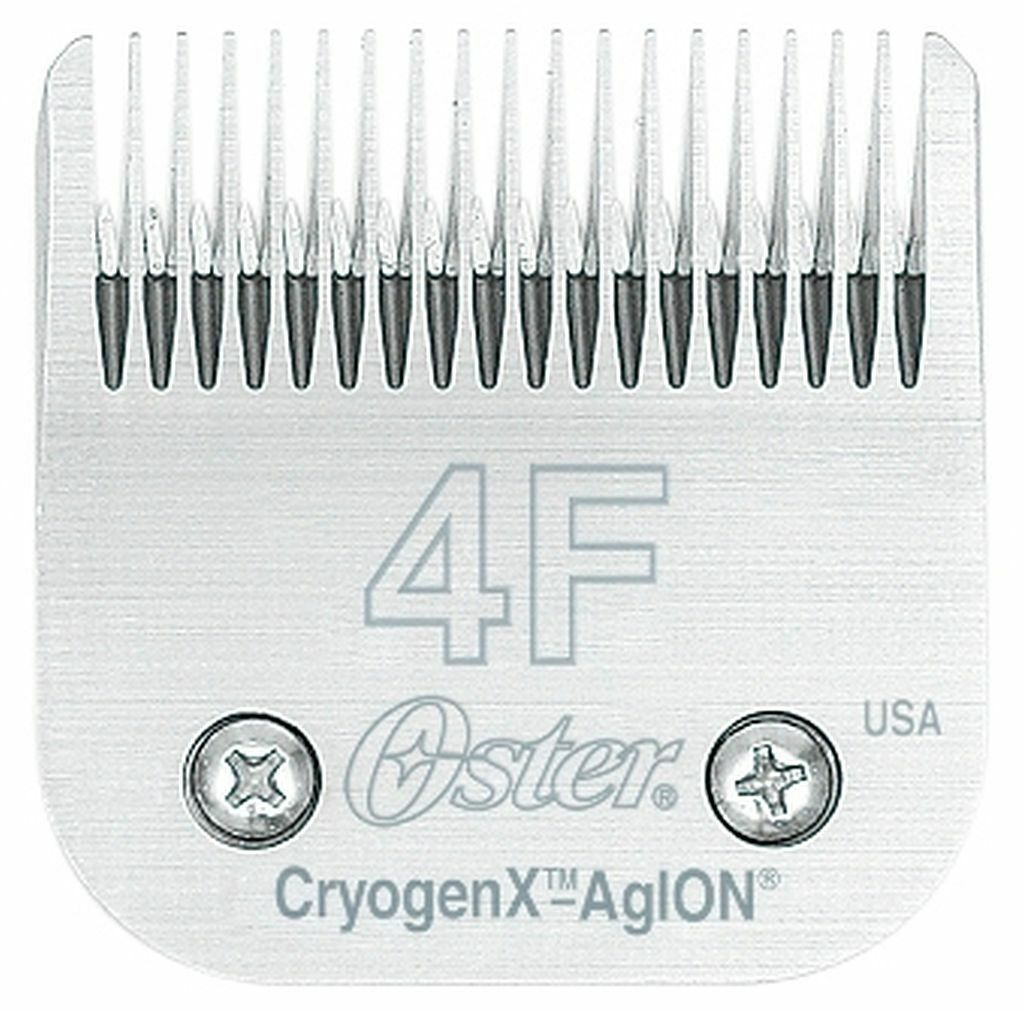 Moser 1245 MAX 45 Oster Shaving Head 9,5 mm Cryogen-X NEW