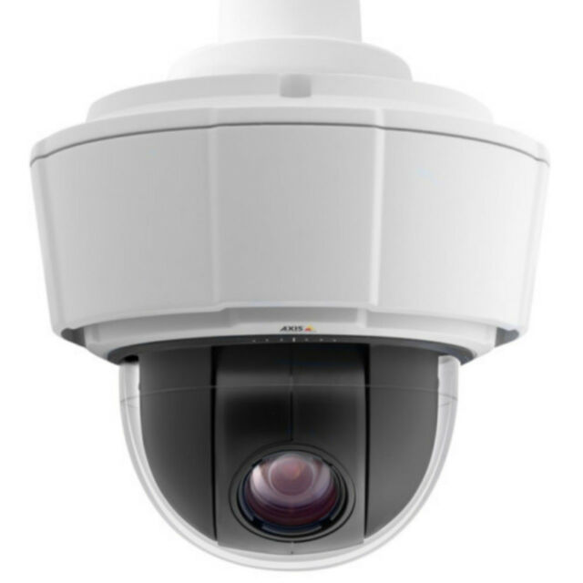 New Axis P5512-E PTZ Dome Network Security Camera 0411-001 with Full Warranty