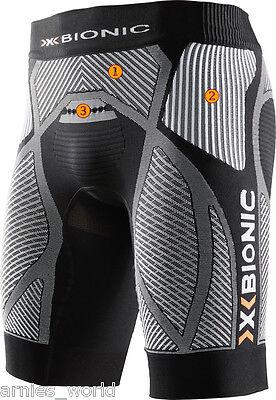 X-BIONIC RUNNING LAUFHOSE KURZ DAMENSHORT FUNKTIONSWÄSCHE MISCHGEWEBE (B119)