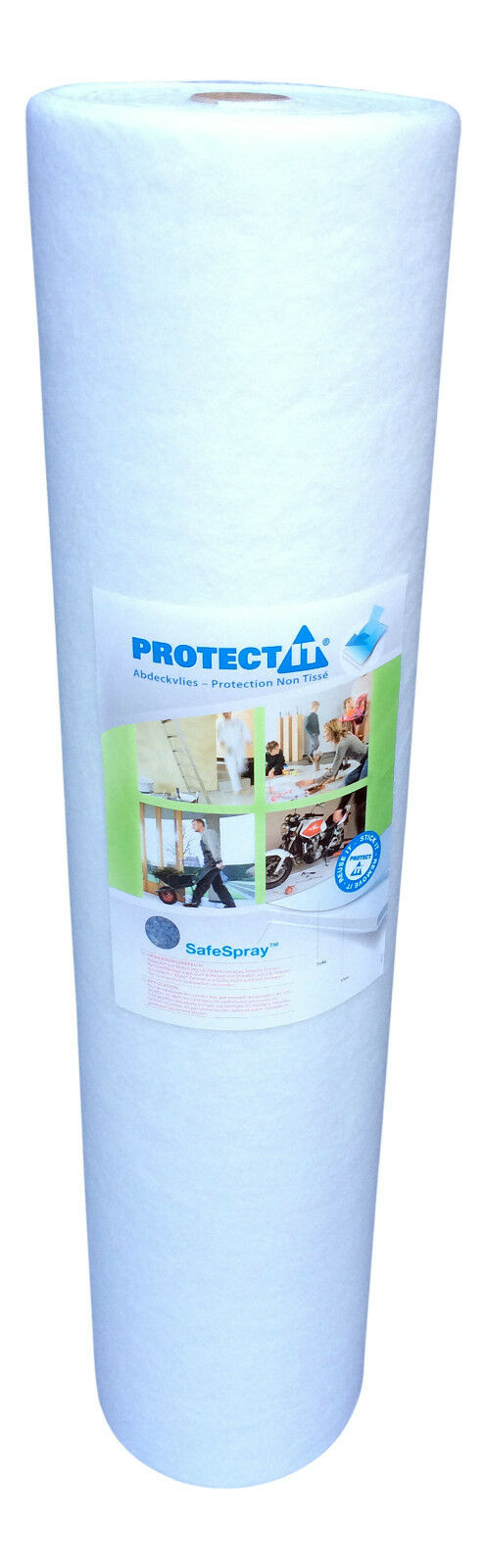 Floorliner Foam Self-Adhesive Hard Floor & Furniture Protection Cover 100cmX50m