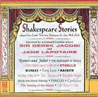 Shakespeare Stories * by Derek Jacobi (CD, 1999, 4 Discs, Delos)