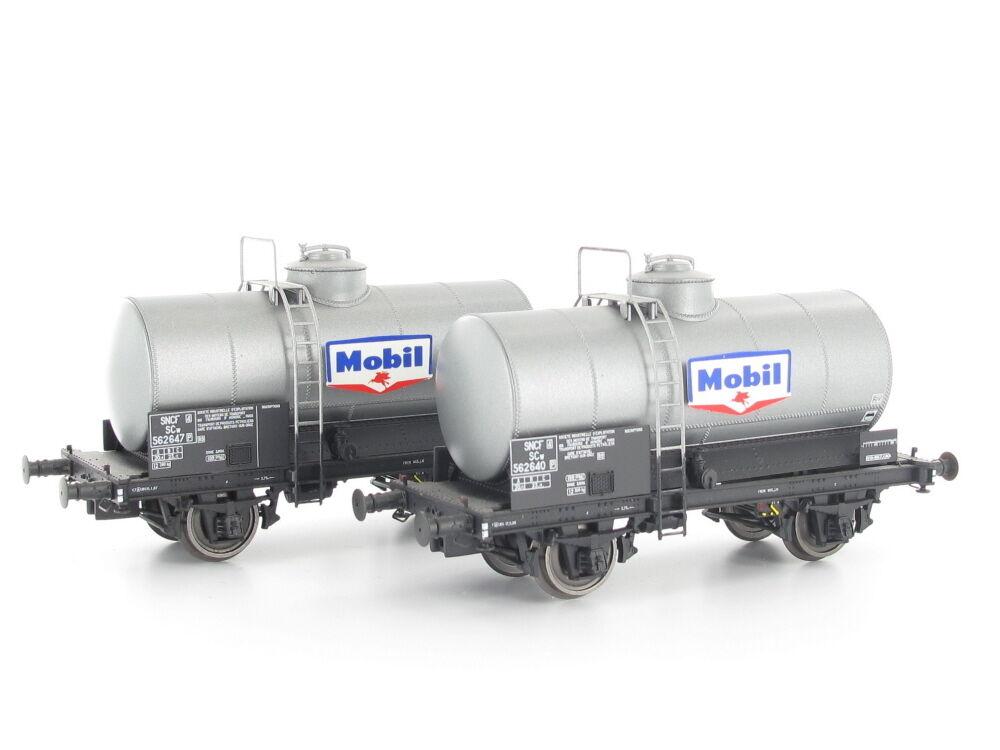 LS modellolos ls30445 autori merci autorello CALDAIA ocem SCW 19 mobile SNCF h0