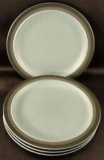FOUR (4) Arrow Stone Kasuga Navajo Blue Salad Plates EXCELLENT CONDITION Japan