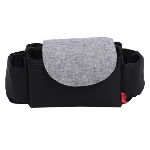 Travel Diaper Bag Nappy Changing Mummy Baby Stroller Hanging Organizer N7
