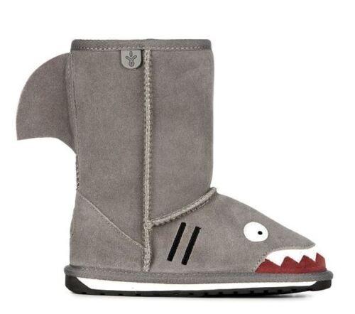EMU Australia Shark Boots Kids