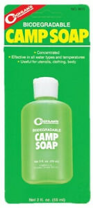 (2 oz) - Coghlan's Unisex Adult Camp Soap - Green. Best Price