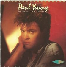 Paul Young - Love Of The Common People (Vinyl Single 1983) !!!