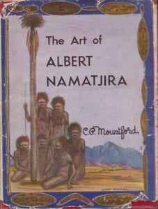 The-Art-of-Albert-Namatjira-by-Mountford-BOOK-Aboriginal-Art-1944