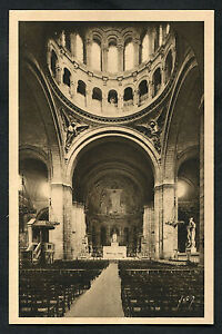 C1920s View Interior Of Basilica Sacre Coeur De Montmortre