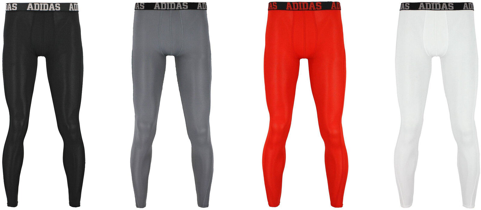 Adidas Men's Baselayer Climacool UPF Pants, 4 colors
