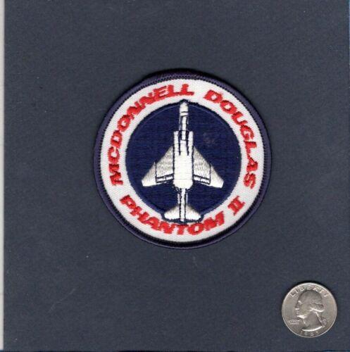 "F-4 PHANTOM McDonnell Douglas USAF US NAVY USMC 3/"" Fighter Squadron Patch"