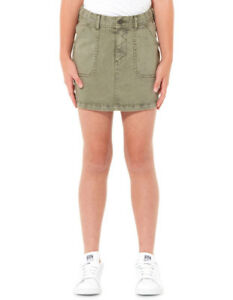 NEW-Riders-JNR-by-Lee-Utility-Skirt-Olive