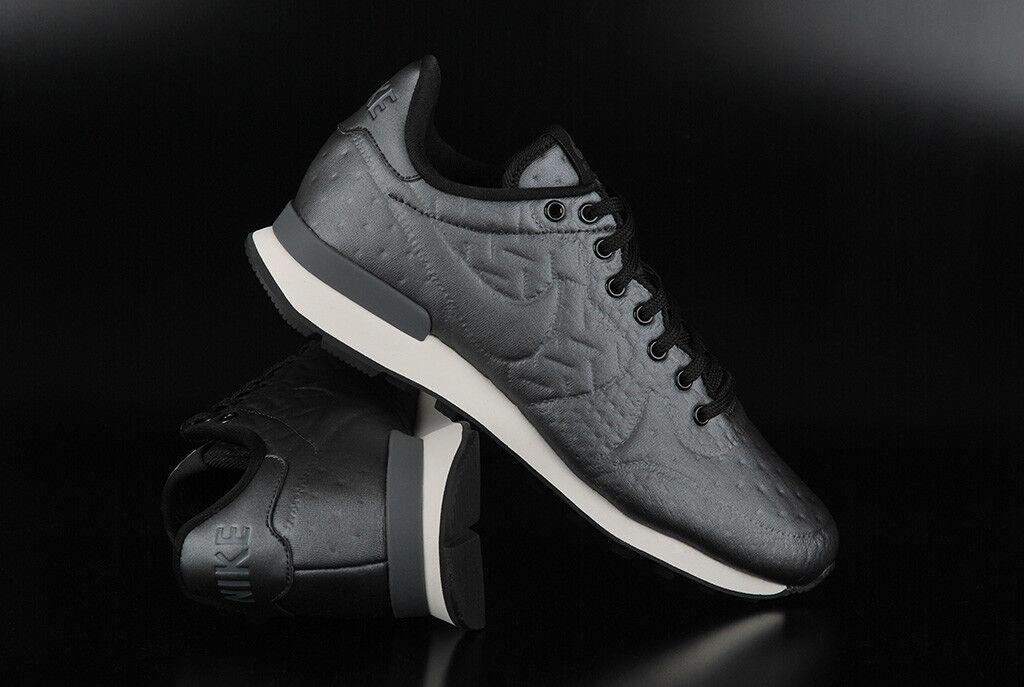 NIKE Wmns Internationalist Jacquard METALLIZZATO Hematite Scarpe scarpe da da da ginnastica Scarpe da running 6434c5