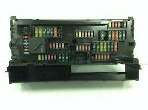 bmw 740i 750i gt f01 f02 f07 fuse box front power distribution rh ebay com