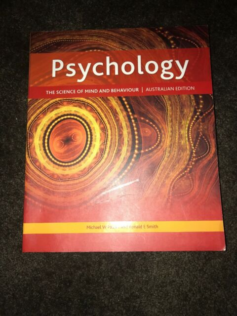 Psychology: The Science of Mind and Behaviour by Felicity Allen, Ronald E....