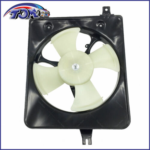 Brand New A//c Condenser Cooling Fan /& Motor Assembly For Honda Accord 1998-2002