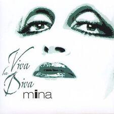 Mina - VIVA LA DIVA cd