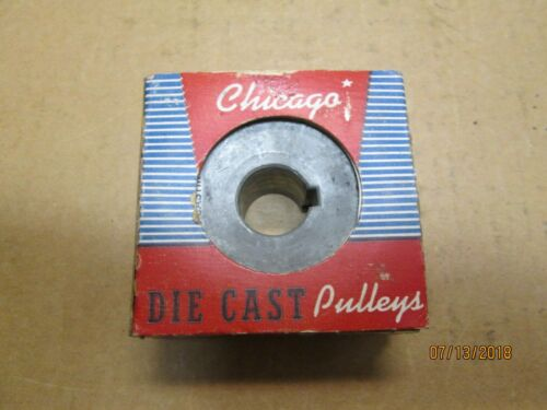 """3//4/"""" BORE. NEW OTHER 1 GROOVE V BELT SHEAVE PULLEY CONGRESS 250A106 x 3//4/"""""""