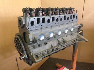Chrysler Jeep 4 0l Remanufactured Longblock Engine