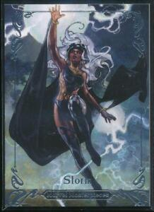 2018-Marvel-Masterpieces-Trading-Card-67-Storm-999