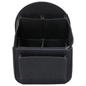 Filz-Rucksack-Insert-Organizer-Aufbewahrungs-Tasche-Universal-Tasche-In-Tas-X8Q2