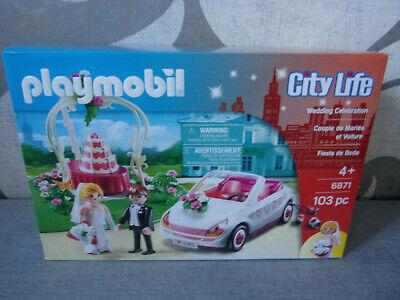 playmobil city life 6871 stadtleben starter-set hochzeit