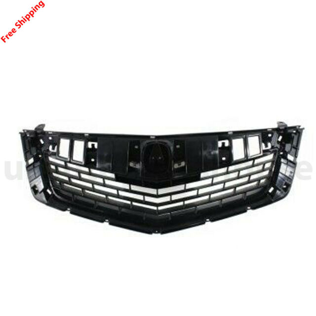 New For ACURA TSX Sedan 4-Door Fits 2009-2010 Front Grille